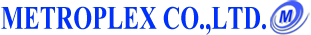 METROPLEX CO.,LTD. Logo